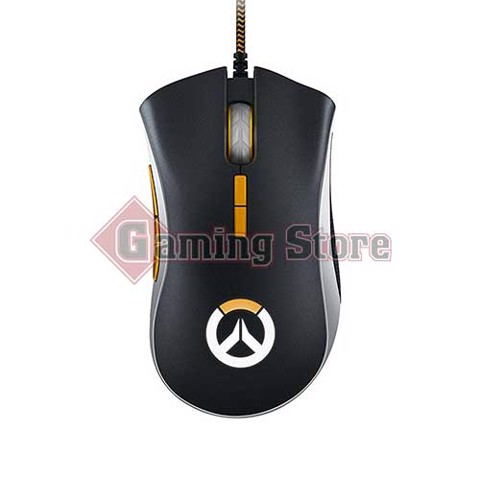 Overwatch Razer DeathAdder Elite - Multi-color Ergonomic Gaming Mouse