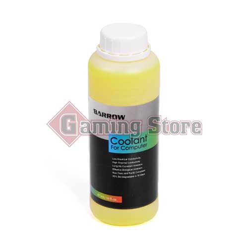 Barrow coolant UV 473ml Yellow
