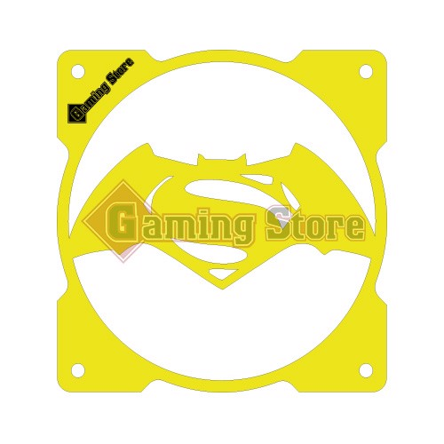 Gaming Store Grill Fan Batman vs Superman GS27