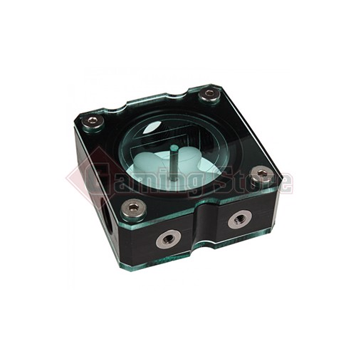 PrimoChill Vortex Black POM Flow Indicator