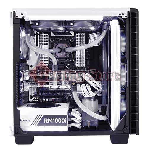 Corsair Carbide Series® Clear 400C Compact Mid-Tower Case