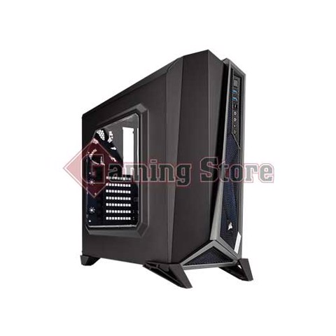 Corsair Carbide Series® SPEC-ALPHA Mid-Tower Gaming Case Black Silver