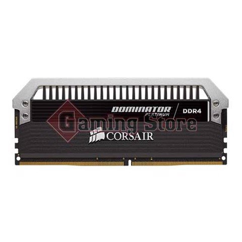 Corsair Dominator® Platinum Series 16GB (2 x 8GB) DDR4 DRAM 3200MHz C14 Memory Kit