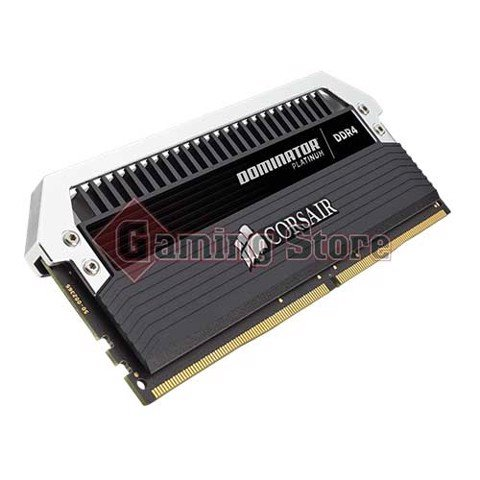 Corsair Dominator® Platinum Series 32GB (4 x 8GB) DDR4 DRAM 3200MHz C16 Memory Kit