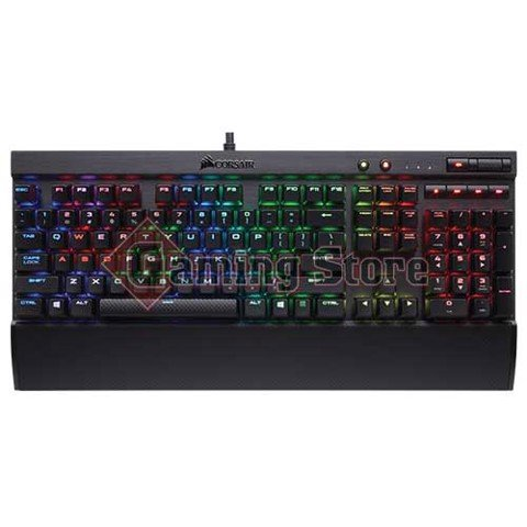 Corsair K70 LUX RGB Mechanical Gaming Keyboard — Cherry MX RGB Brown