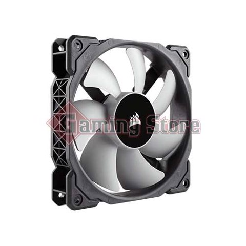 Corsair ML120 120mm PWM Premium Magnetic Levitation Fan — Twin Pack