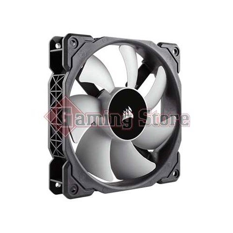 Corsair ML140 140mm PWM Premium Magnetic Levitation Fan — Twin Pack