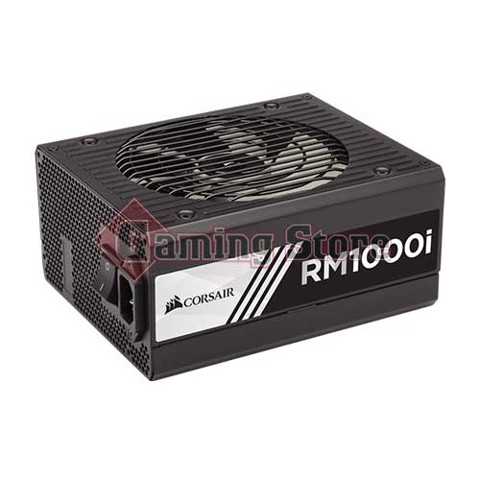 Corsair RMi Series™ RM1000i — 1000 Watt 80 PLUS® Gold Certified Fully Modular PSU
