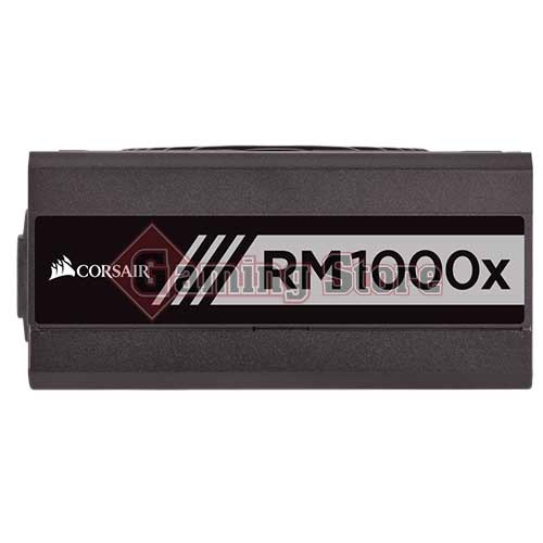 Corsair RMx Series™ RM1000x — 1000 Watt 80 PLUS® Gold Certified Fully Modular PSU