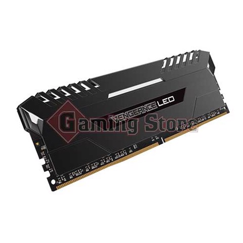 Corsair VENGEANCE® LED 32GB (2 x 16GB) DDR4 DRAM 3200MHz C16 Memory Kit - LED
