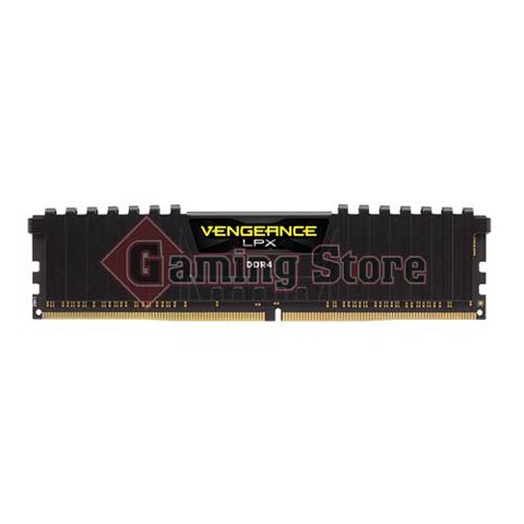 Corsair Vengeance® LPX 16GB (4x4GB) DDR4 DRAM 2800MHz C16 Memory Kit - Black