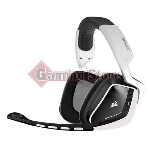 Corsair VOID Wireless Dolby 7.1 RGB Gaming Headset — White (AP)