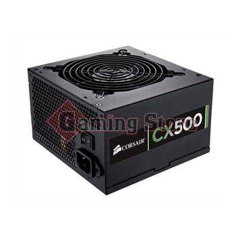 CorsairCX500 80 PLUS Bronze Certified Power Supply NA Refurbished