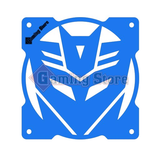 Gaming Store Grill Fan Decepticon GS28