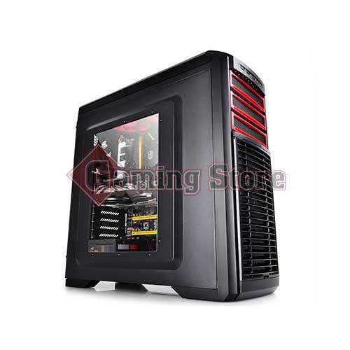 Deepcool Case Kendomen Red