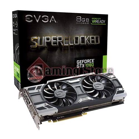 EVGA Geforce GTX 1080 SC Gaming 8GB GDDR5