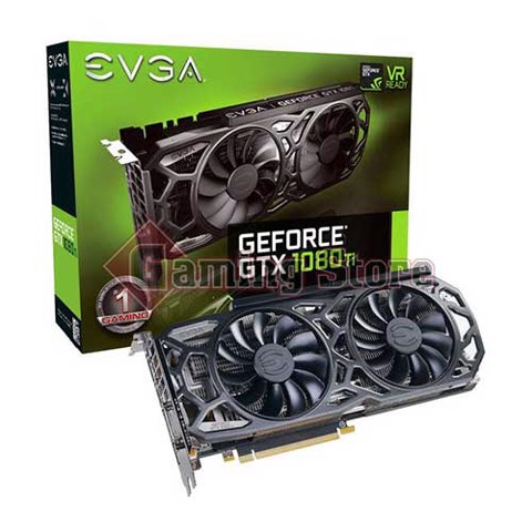 EVGA Geforce GTX 1080 Ti SC Black Edition 11GB GDDR5