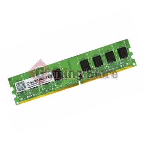 RAM G.SKILL DDR2 VALUE SERIES F2 6400CL5S 2GBNT