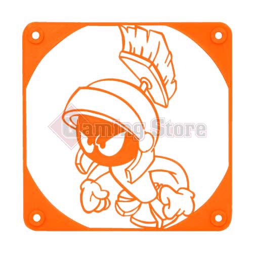 Gaming Store Grill Fan Marvin The Martian GS7