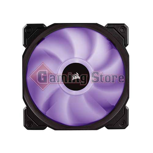 Corsair SP120 RGB LED High Performance 120mm Fan — Three Pack with Controller