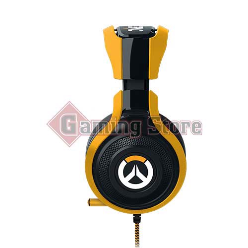 Overwatch Razer ManO'War Tournament Edition Analog Gaming Headset