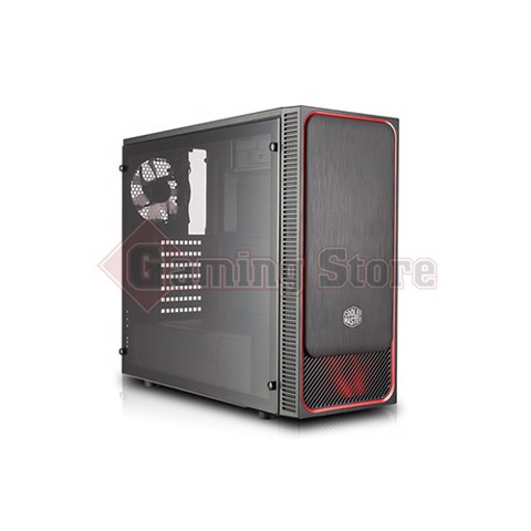Cooler Master MasterBox E500L  (Side Window)