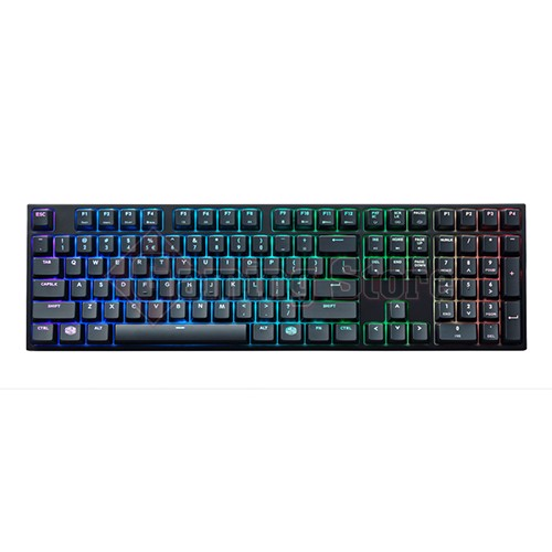 Cooler Master MASTERKEYS PRO L (Brilliant RGB lighting)