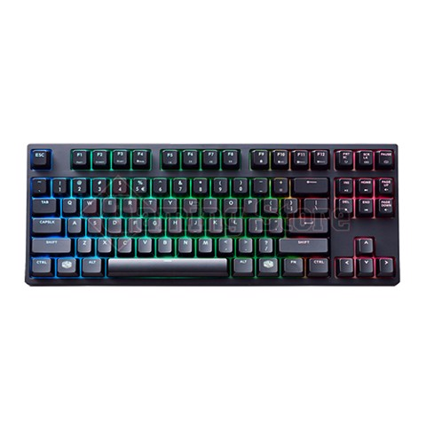 Cooler Master MASTERKEYS PRO S (Brilliant RGB lighting)