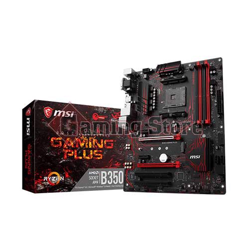 MSI B350 GAMING PLUS