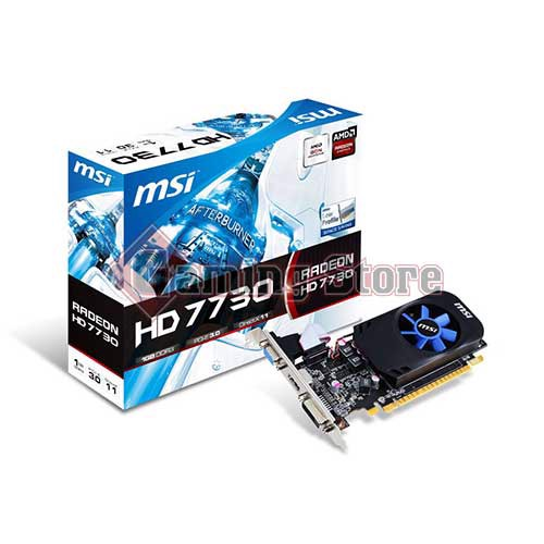 MSI R7730-1GD3_LP (Fan-128bit)