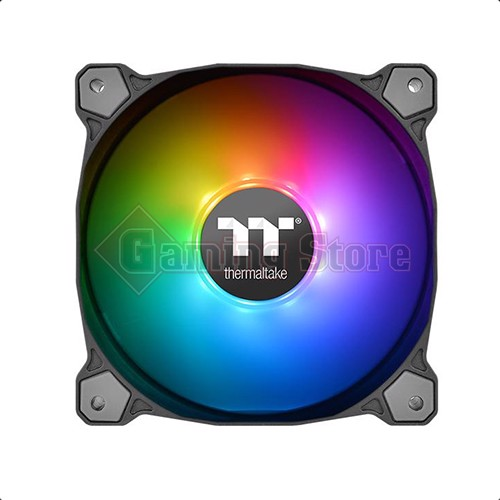 Thermaltake Pure Plus 12 LED RGB Radiator Fan TT Premium Edition (3-Fan Pack)