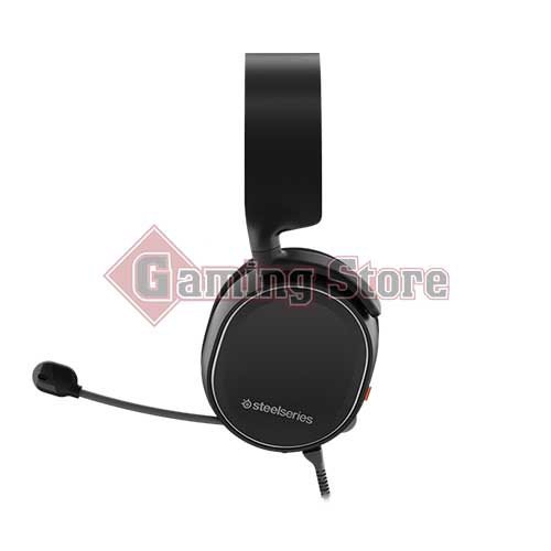 Steelseries - Arctis 3 Black 7.1 DTS Headphone:X
