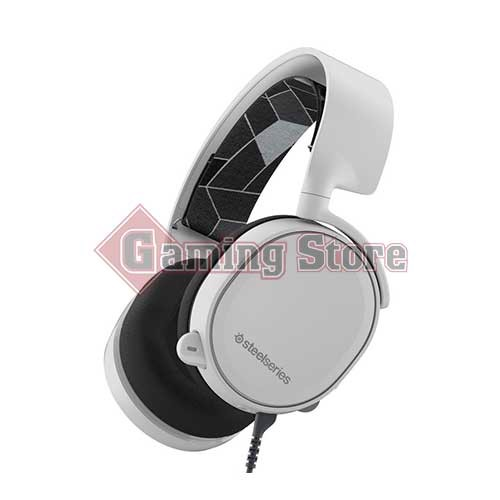 Steelseries - Arctis 3 White 7.1 DTS Headphone:X
