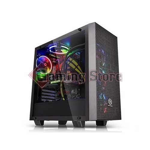 Thermaltake Core G21 Tempered Glass Edition Mid-Tower Chassis