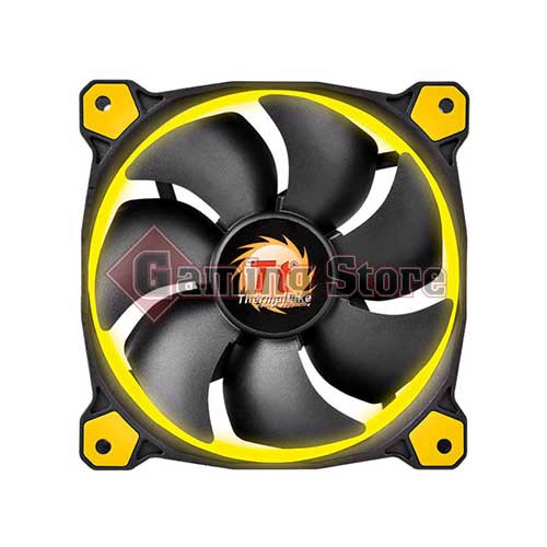 Thermaltake Riing 14 LED Yellow