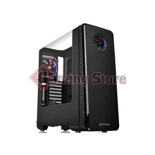 Thermaltake View 28 RGB Gull-Wing Window ATX Mid-Tower Chassis