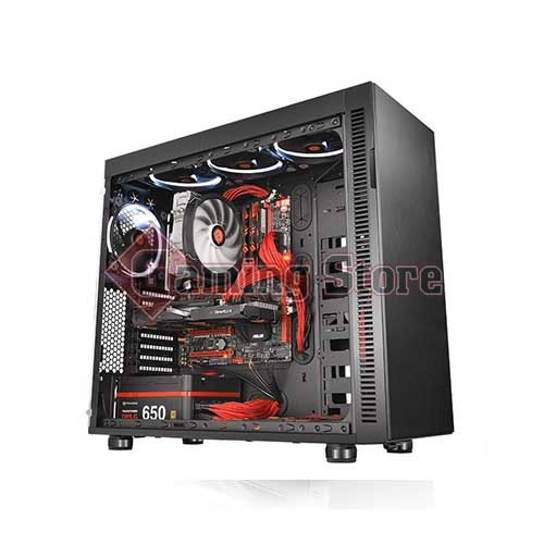 Thermaltake's Suppressor F51 Window E-ATX Mid-Tower Chassis