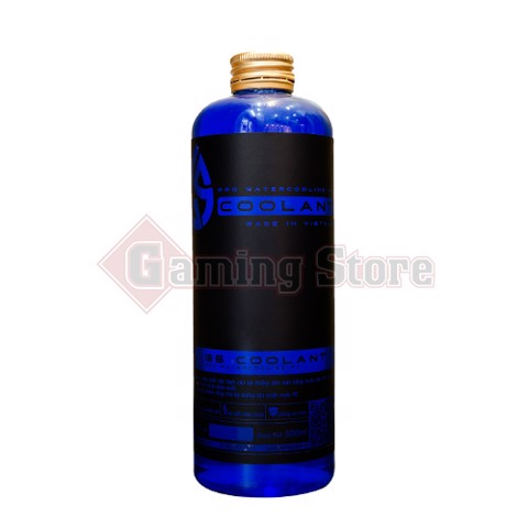 GS COOLANT 500ML Blue