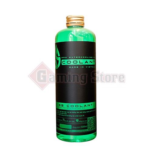 GS COOLANT 500ML Green