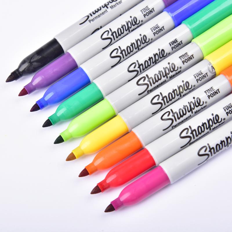 Bút Lông Dầu Sharpie Fine Đỏ Berry 30128