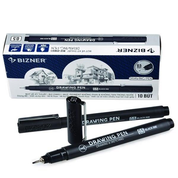 Bút vẽ kỹ thuật Bizner BIZ-DW01