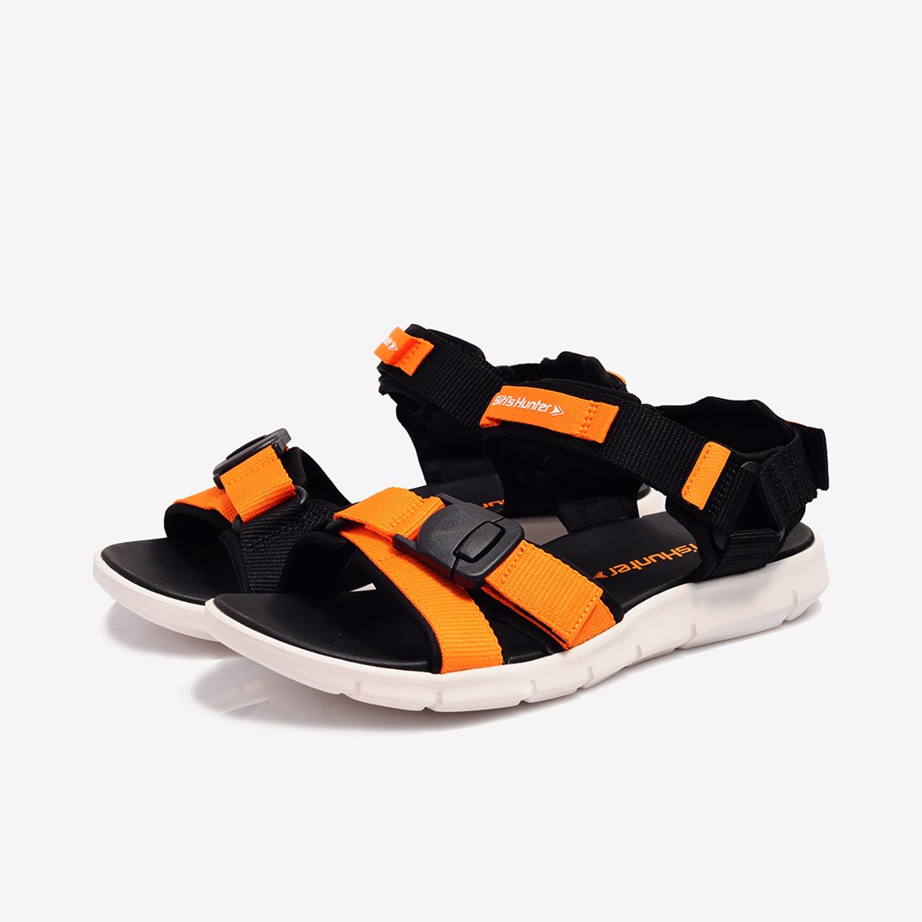 sandal nu biti s hunter pumpkin orange demwh00200cam cam
