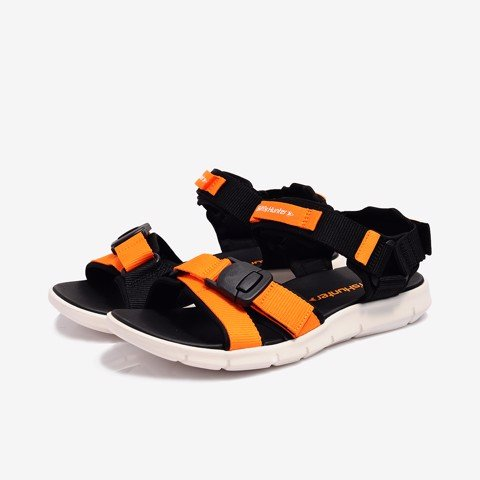 sandal nam biti's hunter pumpkin orange demh00200cam (cam)*