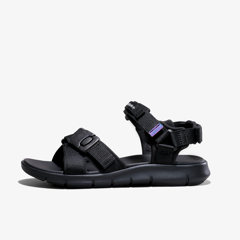 sandal nam biti s hunter midnight black inverted demh00100den den