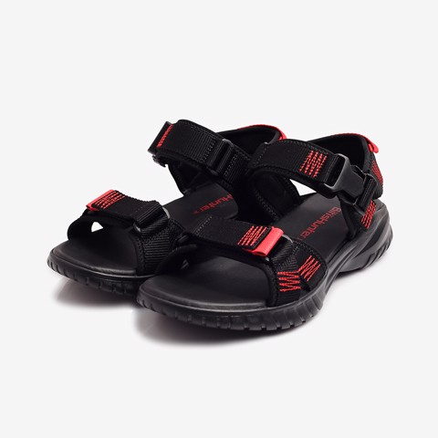 sandal nam biti's hunter university red demh00800doo (đỏ)