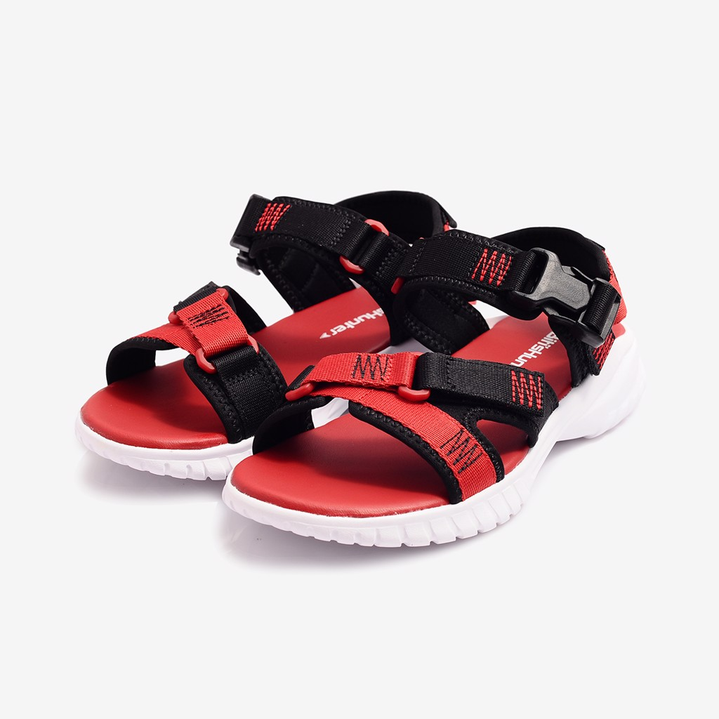 sandal nu biti s hunter festive zig zag chilly red dewh00600dod do dam