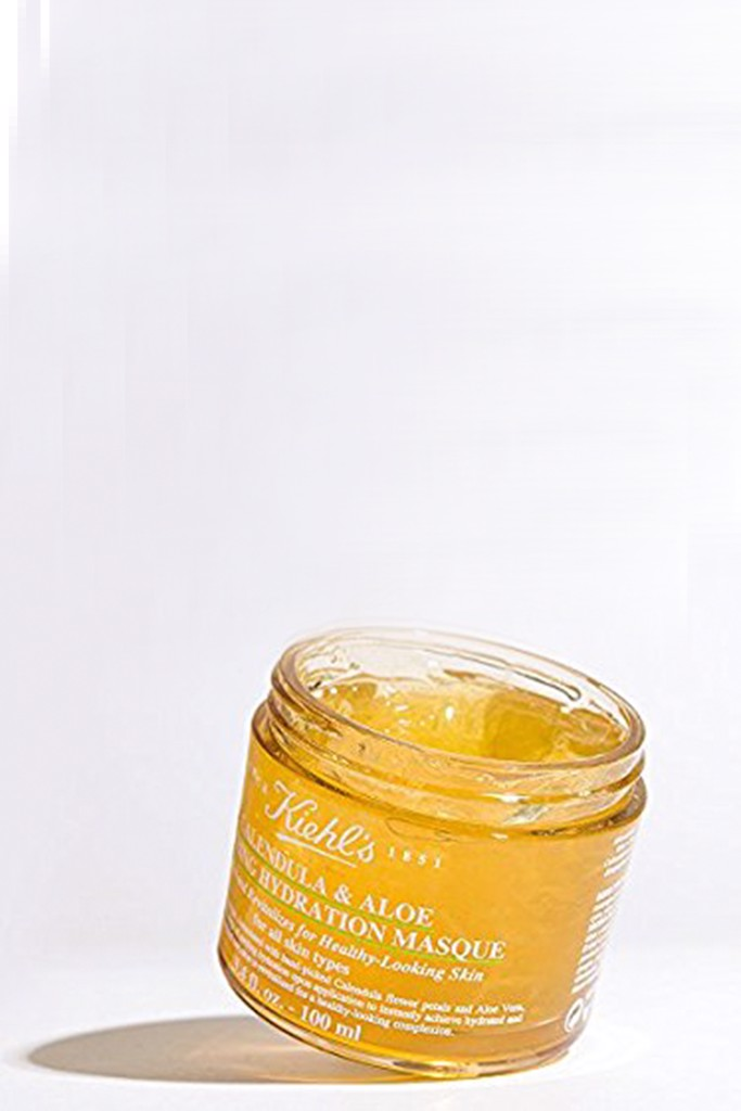 calendula aloe soothing hydration mask