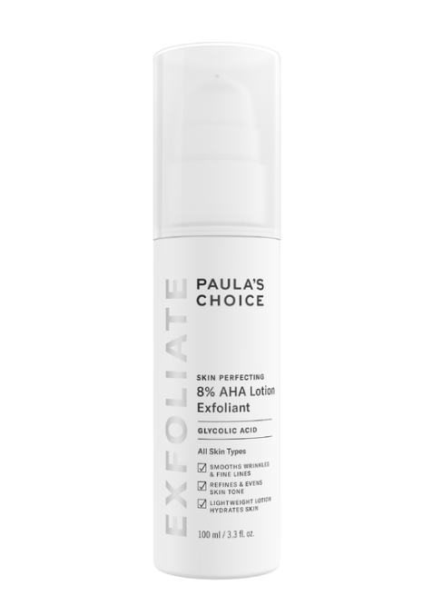skin perfecting 8 aha gel exfoliant