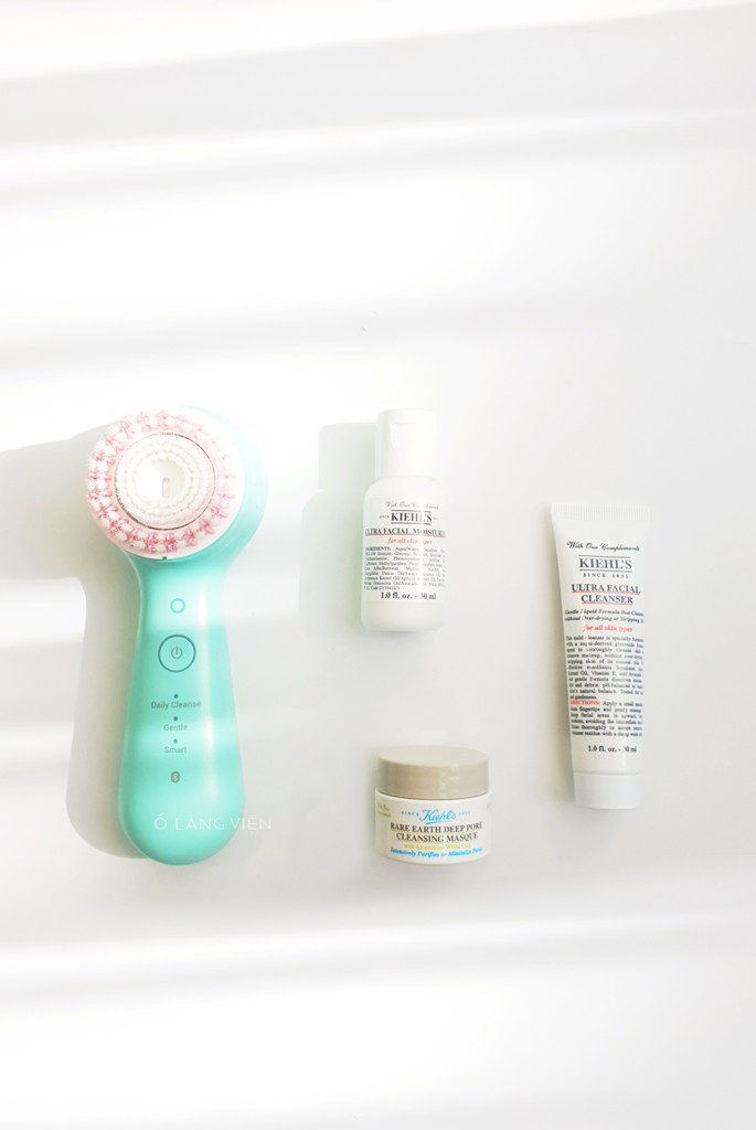 mia smart x kiehl s poreless skin holiday gift set