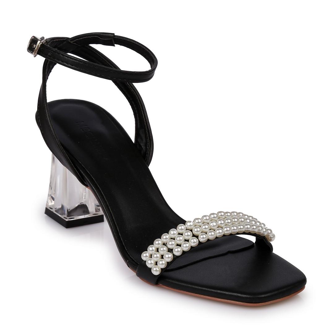 Sandal CG Nữ EL.16 Đen